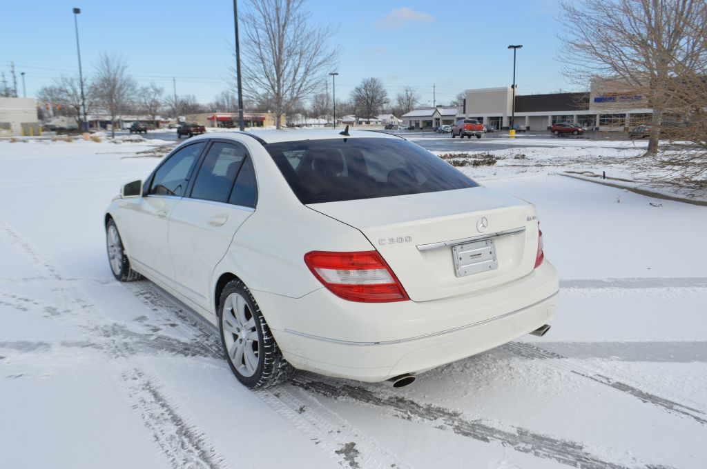 2010 MERCEDES-BENZ C-CLASS C300 4MATIC for sale at TKP Auto Sales