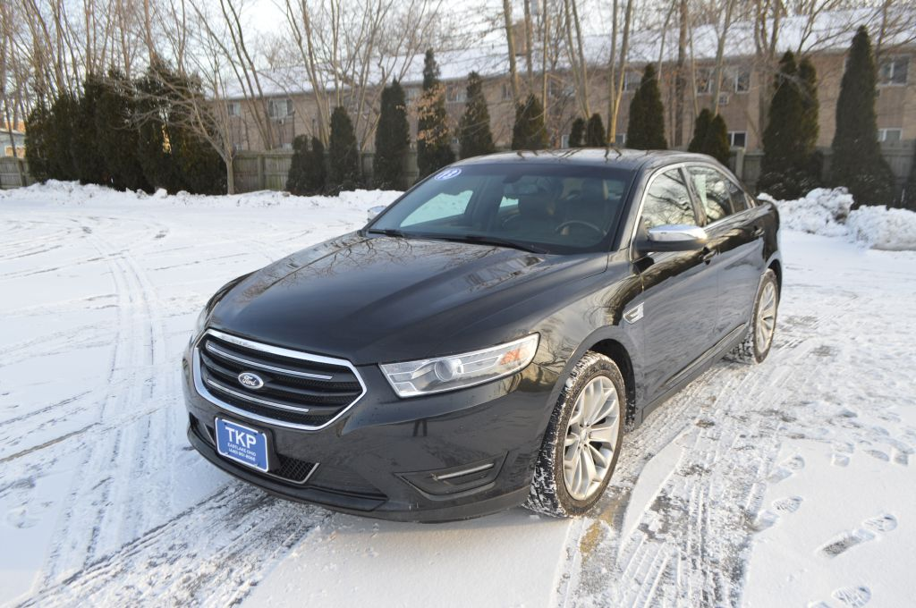 2013 FORD TAURUS LIMITED for sale in Eastlake, Ohio