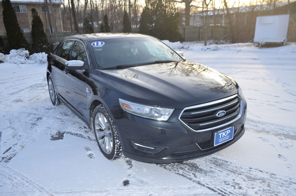 2013 FORD TAURUS LIMITED for sale at TKP Auto Sales