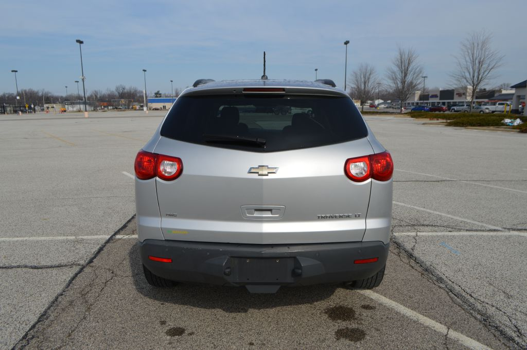 2010 CHEVROLET TRAVERSE LT for sale at TKP Auto Sales