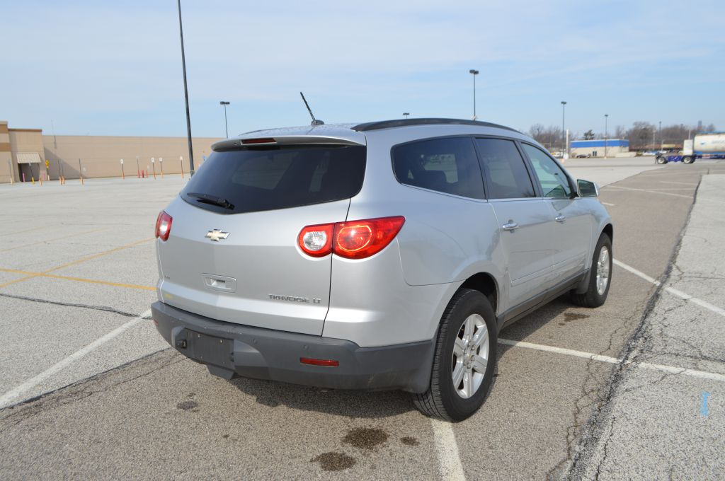 2010 CHEVROLET TRAVERSE LT for sale at TKP Auto Sales