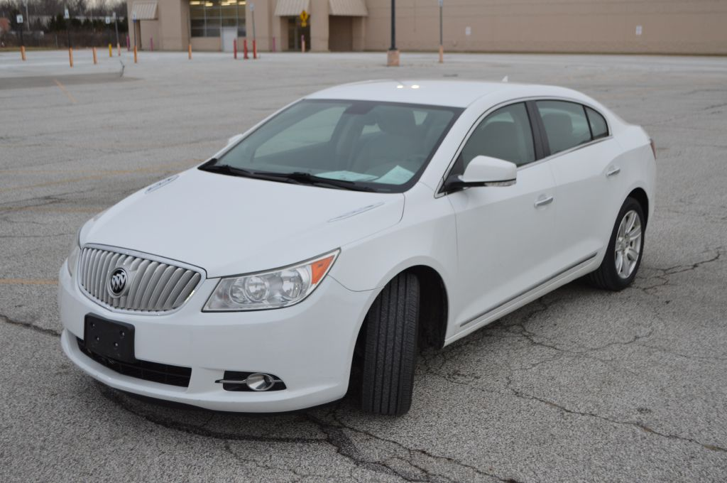 2012 BUICK LACROSSE  for sale in Eastlake, Ohio