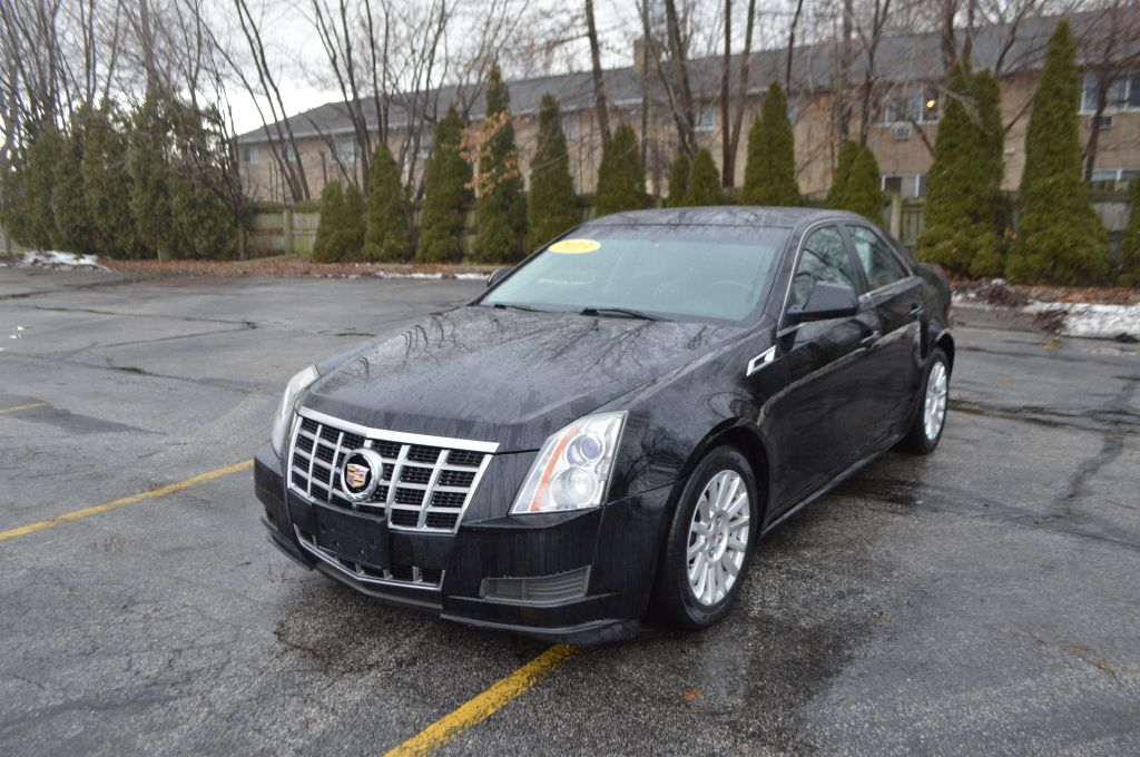2012 CADILLAC CTS  for sale at TKP Auto Sales