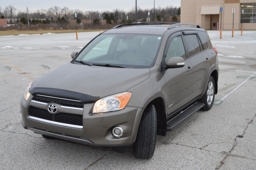 2011 TOYOTA RAV4 for sale at TKP Auto Sales