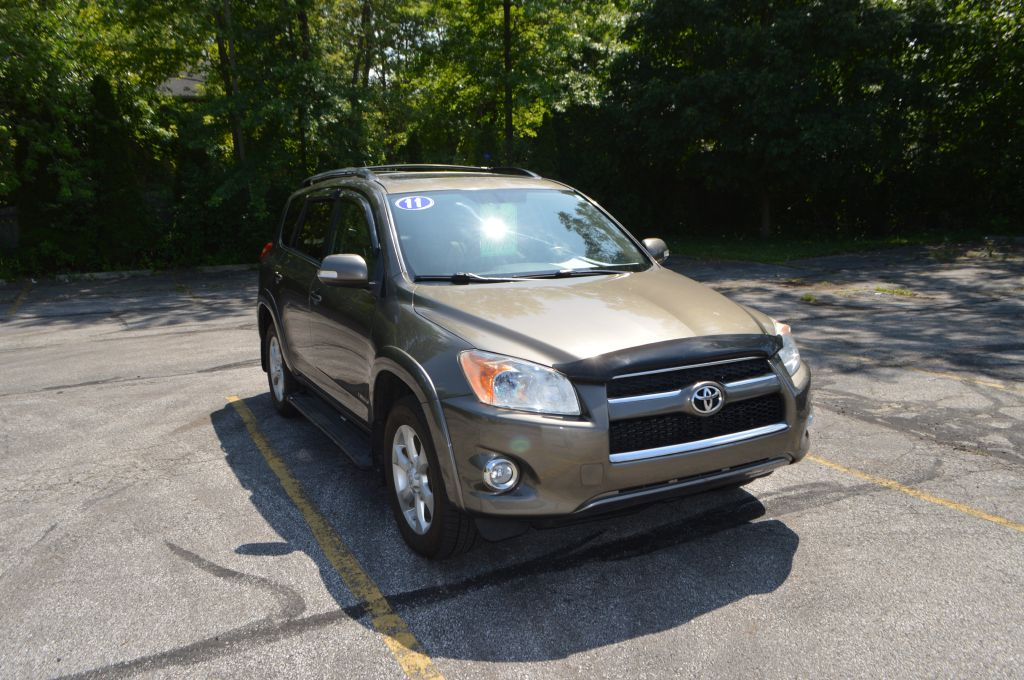 2011 TOYOTA RAV4 LIMITED for sale at TKP Auto Sales