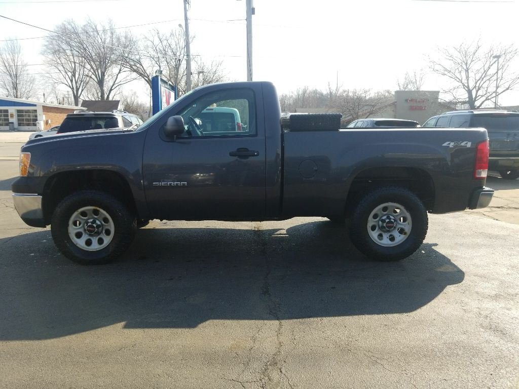 2010 GMC SIERRA 1500 for sale at TKP Auto Sales