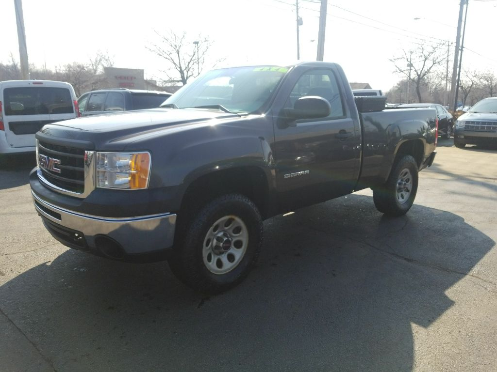 2010 GMC SIERRA for sale at TKP Auto Sales