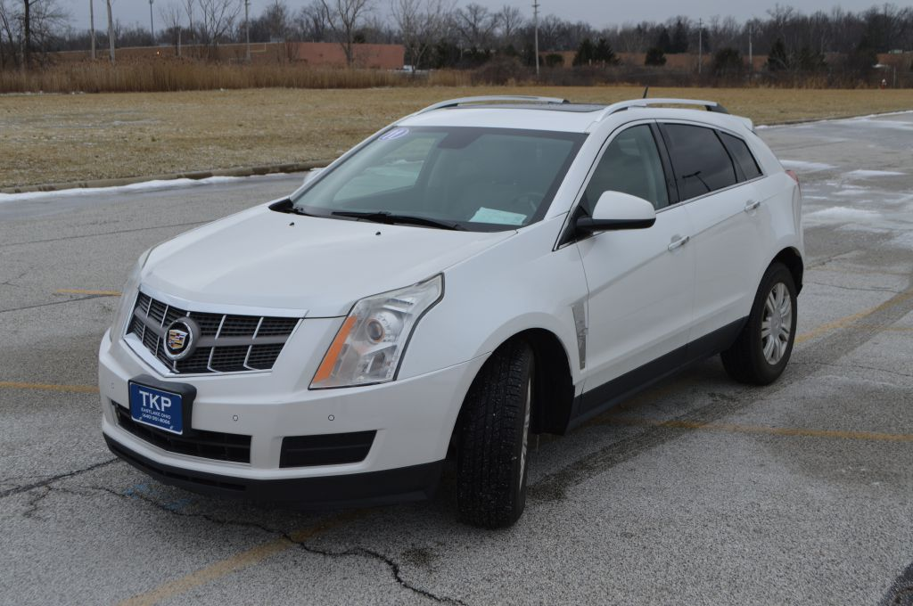 2010 CADILLAC SRX LUXURY COLLECTION for sale in Eastlake, Ohio