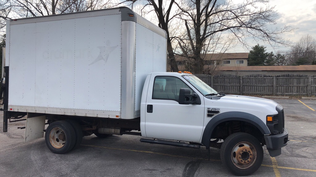 2009 FORD F450 SUPER DUTY for sale at TKP Auto Sales