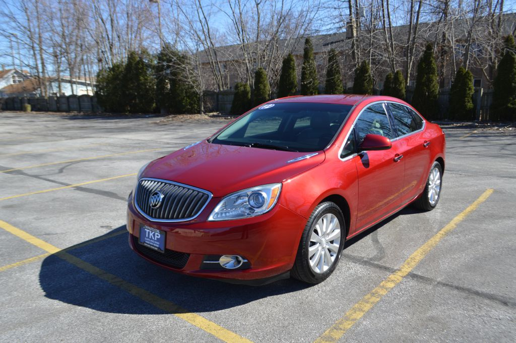 2012 BUICK VERANO for sale at TKP Auto Sales