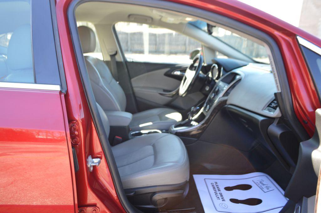 2012 BUICK VERANO CONVENIENCE for sale at TKP Auto Sales