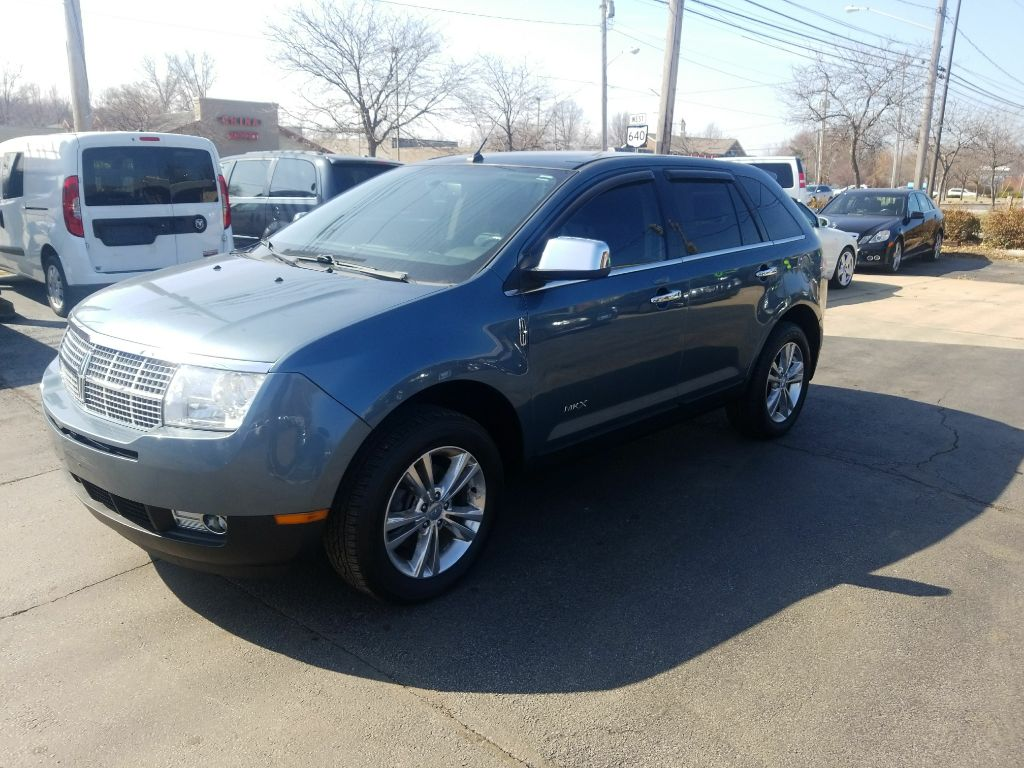 2010 LINCOLN MKX  for sale in Eastlake, Ohio