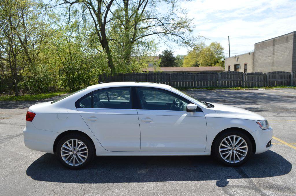 2011 VOLKSWAGEN JETTA SEL for sale at TKP Auto Sales