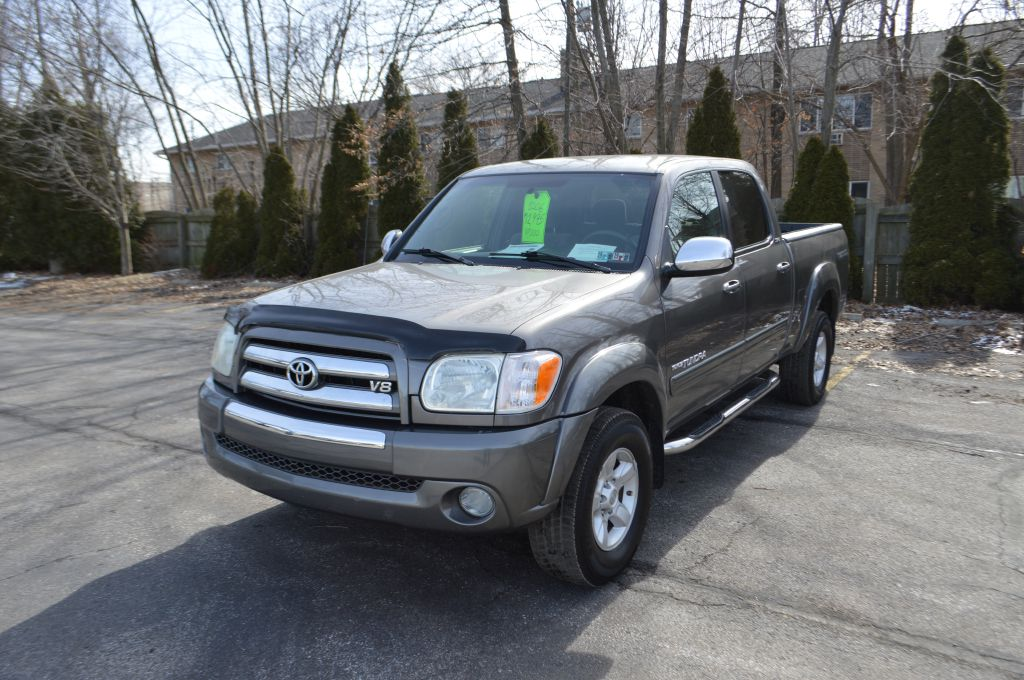 2006 TOYOTA TUNDRA for sale at TKP Auto Sales
