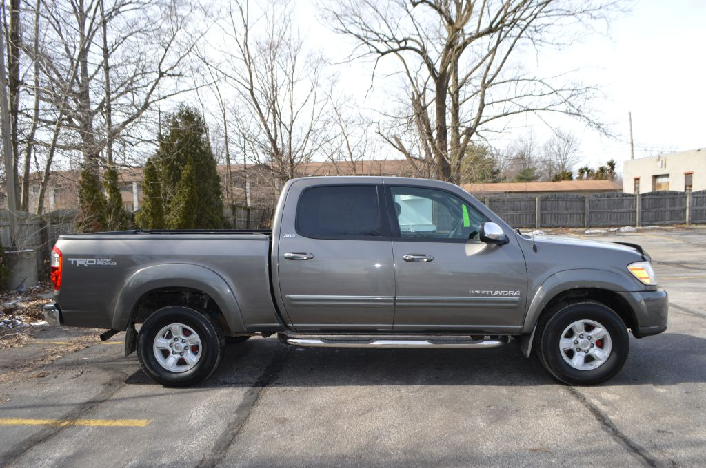 2006 TOYOTA TUNDRA DOUBLE CAB SR5 for sale at TKP Auto Sales