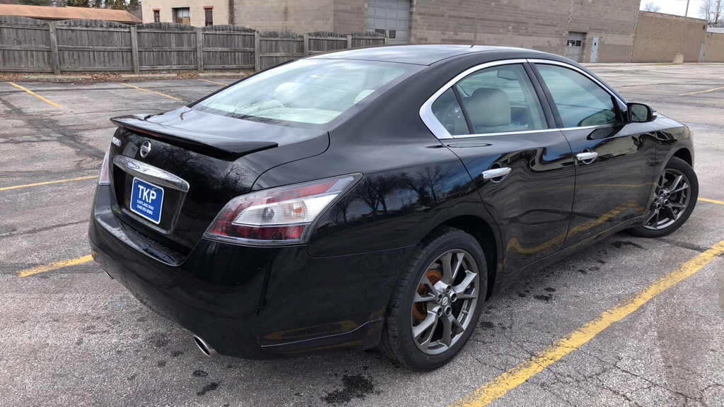 2014 NISSAN MAXIMA S for sale at TKP Auto Sales