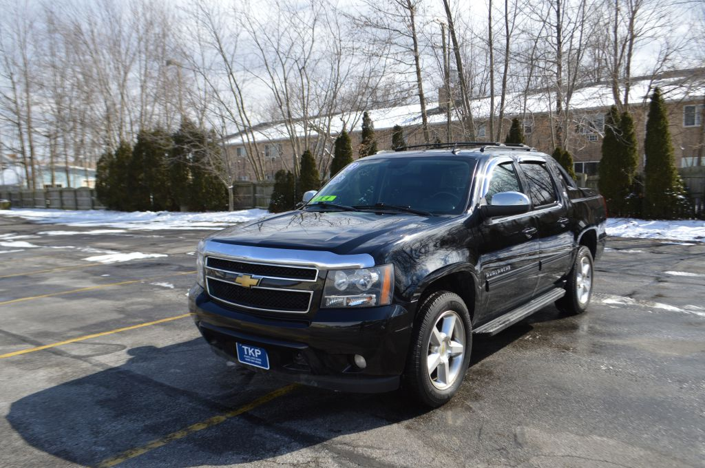 2013 CHEVROLET AVALANCHE LT for sale in Eastlake, Ohio