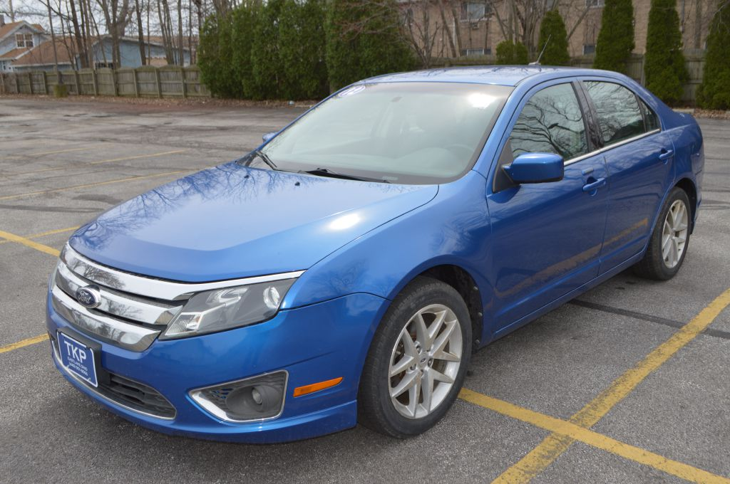 2012 FORD FUSION for sale at TKP Auto Sales