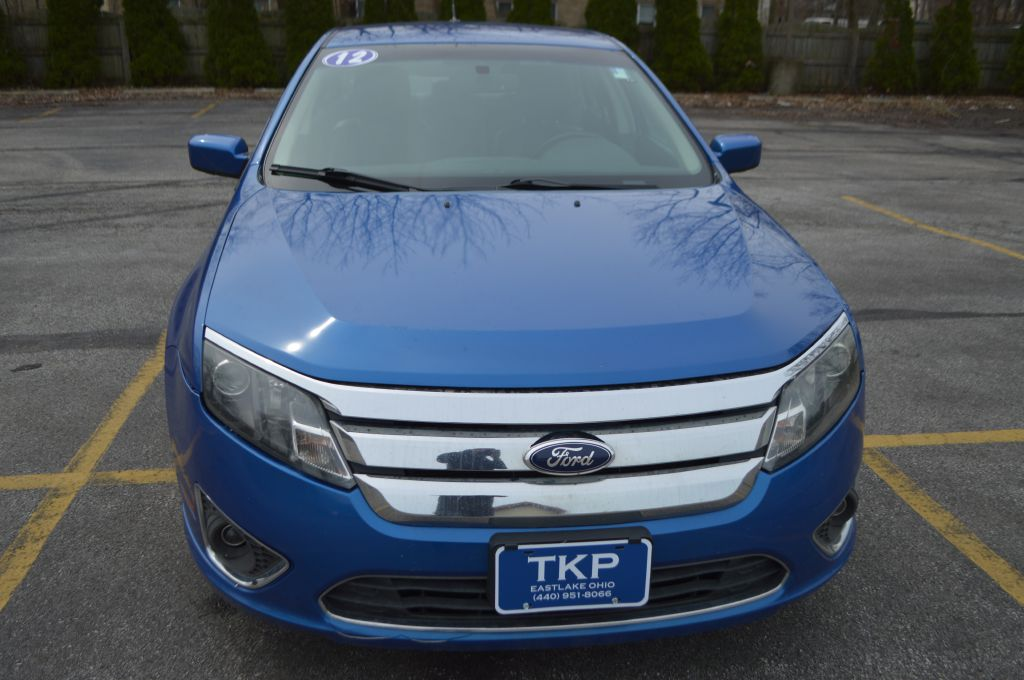 2012 FORD FUSION SEL for sale at TKP Auto Sales