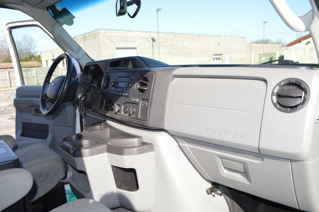 2014 FORD ECONOLINE E250 VAN for sale at TKP Auto Sales