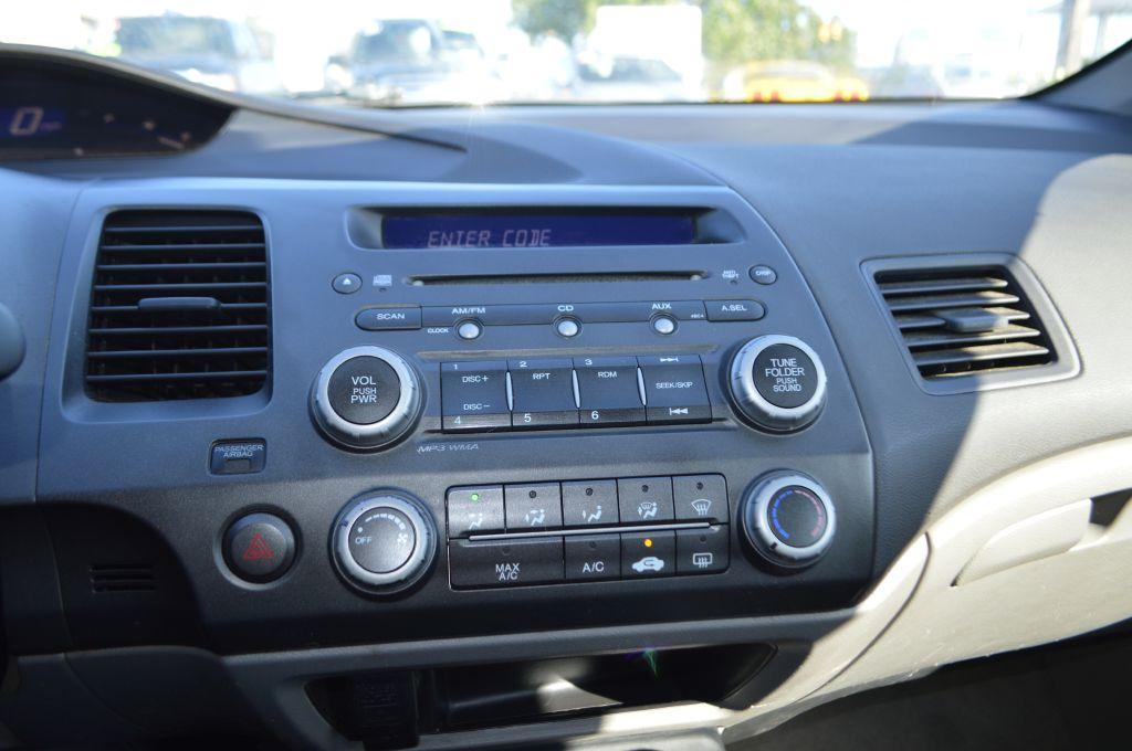 2008 HONDA CIVIC LX for sale at TKP Auto Sales