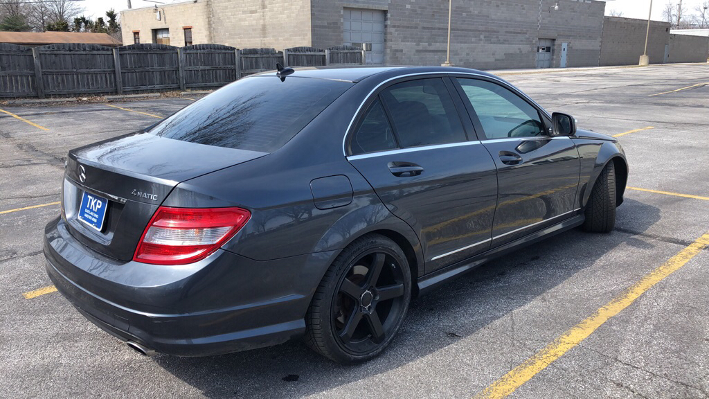 2009 MERCEDES-BENZ C-CLASS C300 4MATIC for sale at TKP Auto Sales