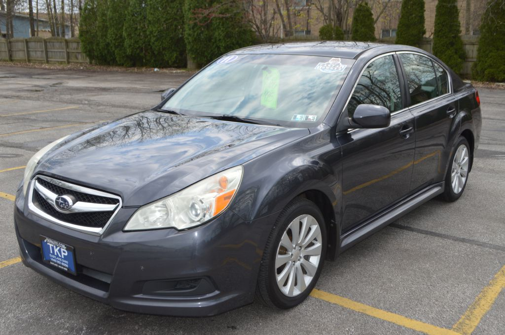 2011 SUBARU LEGACY for sale at TKP Auto Sales