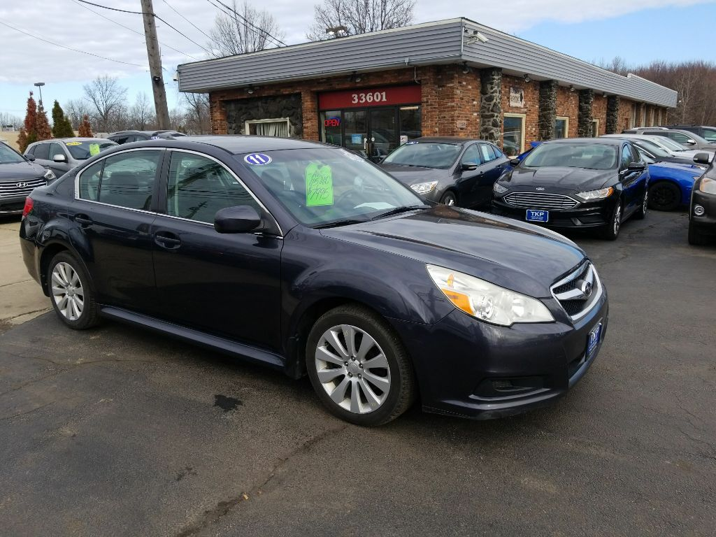 2011 SUBARU LEGACY 2.5I LIMITED for sale at TKP Auto Sales