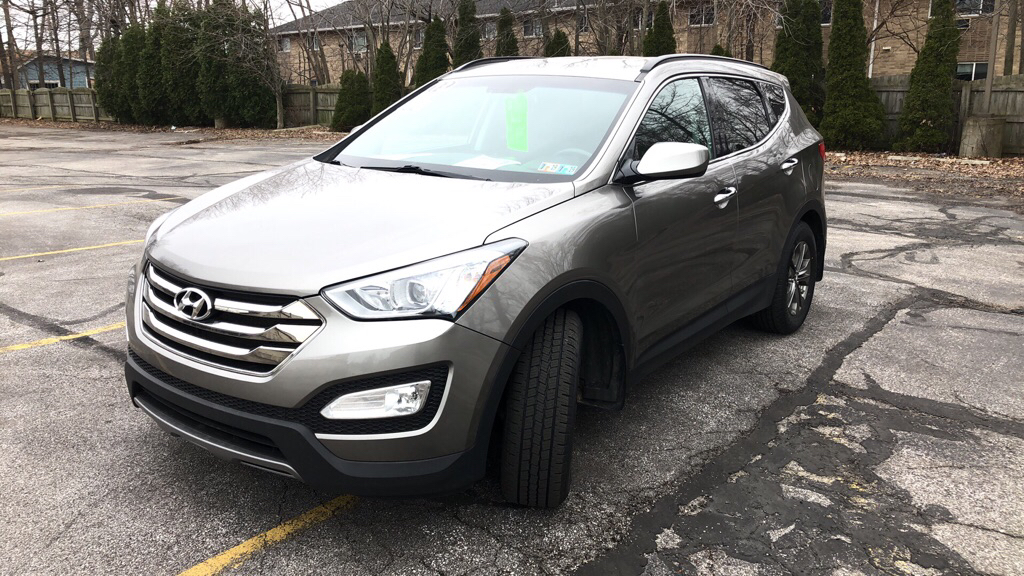 2013 HYUNDAI SANTA FE SPORT for sale at TKP Auto Sales