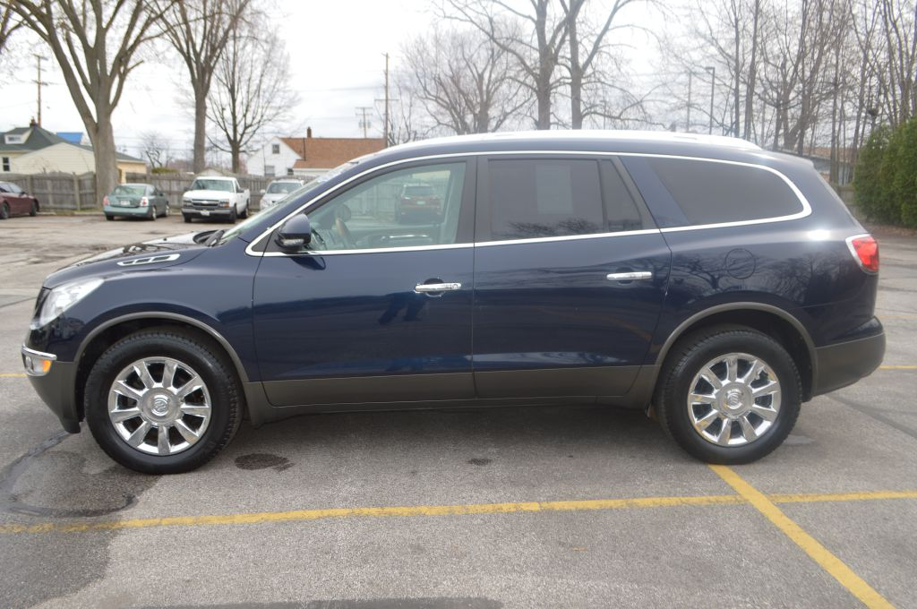 2011 BUICK ENCLAVE CXL for sale at TKP Auto Sales