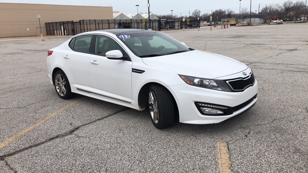 2013 KIA OPTIMA SXL for sale at TKP Auto Sales