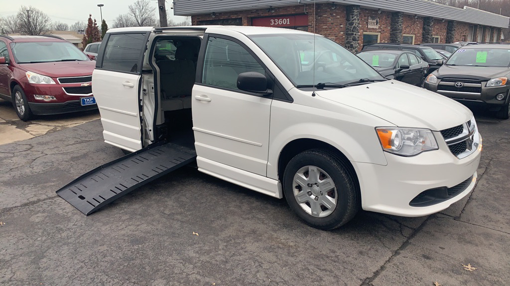 2012 DODGE GRAND CARAVAN for sale at TKP Auto Sales