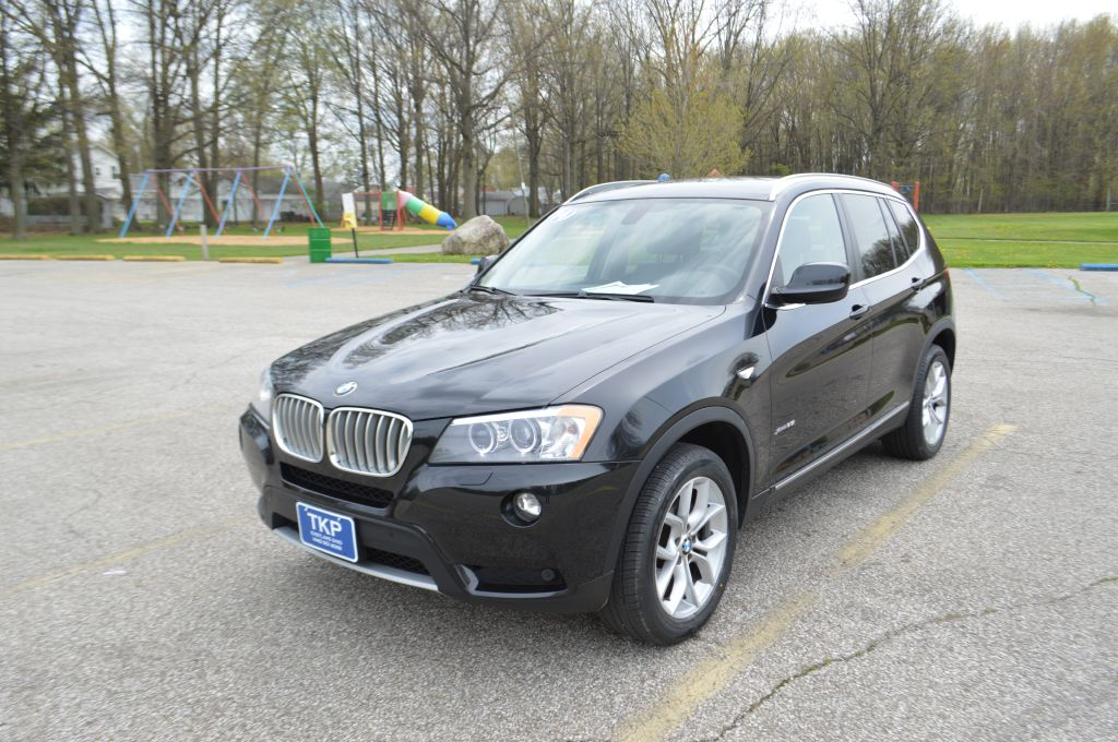 2014 BMW X3 for sale at TKP Auto Sales
