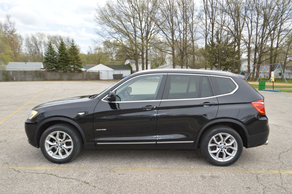 2014 BMW X3 XDRIVE35I for sale at TKP Auto Sales