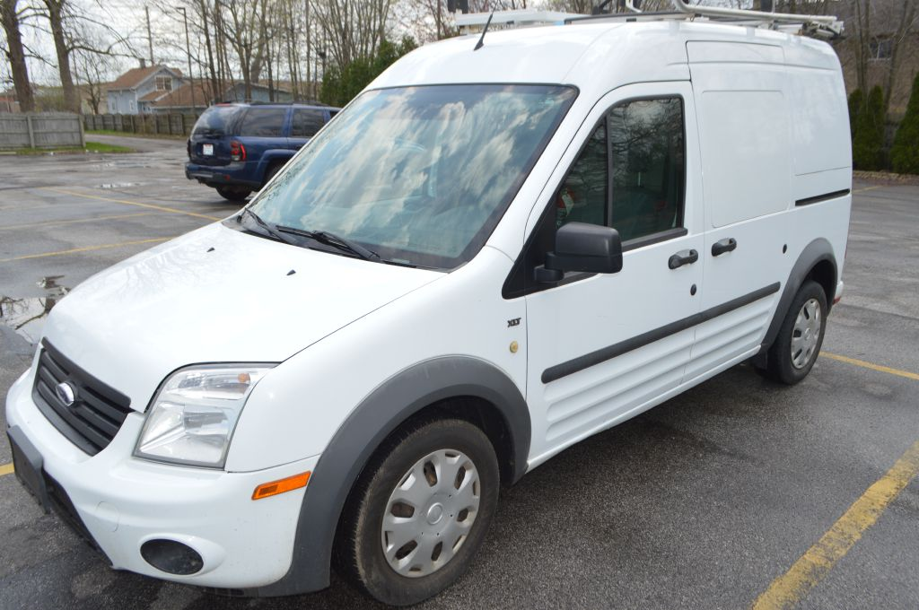 2013 FORD TRANSIT CONNECT for sale at TKP Auto Sales