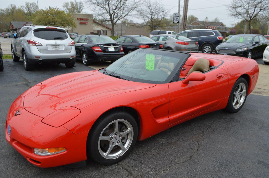 2002 CHEVROLET CORVETTE  for sale at TKP Auto Sales