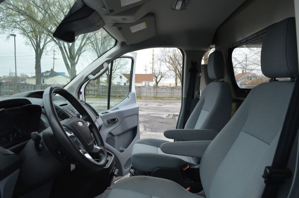 2015 FORD TRANSIT T-250 for sale at TKP Auto Sales