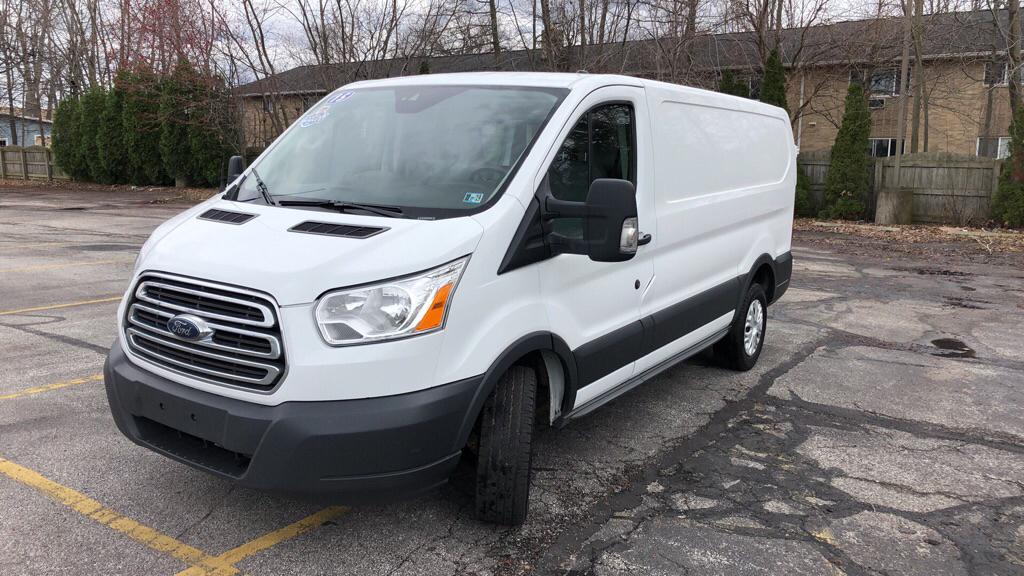 2015 FORD TRANSIT for sale at TKP Auto Sales