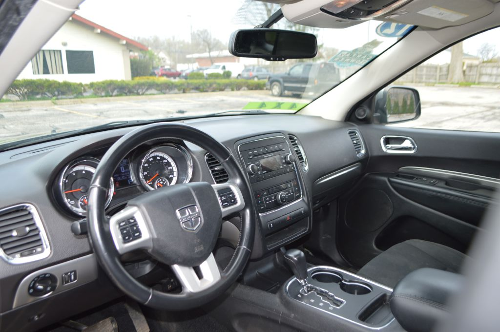 2012 DODGE DURANGO SXT for sale at TKP Auto Sales