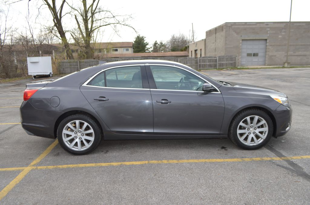 2013 CHEVROLET MALIBU 2LT for sale at TKP Auto Sales