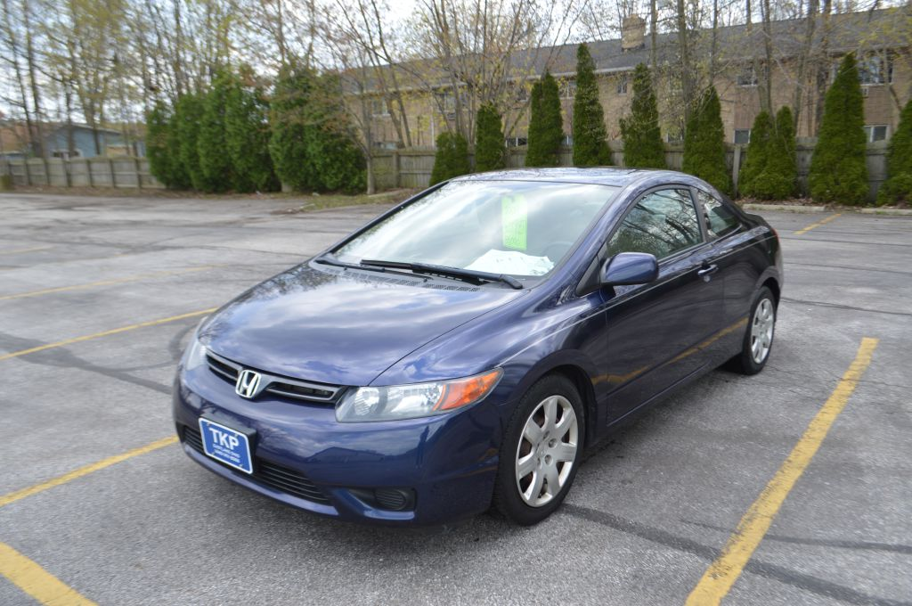 2008 HONDA CIVIC for sale at TKP Auto Sales