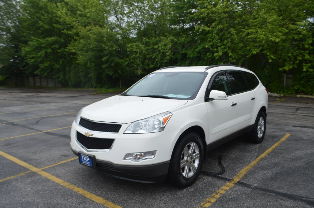 2010 CHEVROLET TRAVERSE for sale at TKP Auto Sales