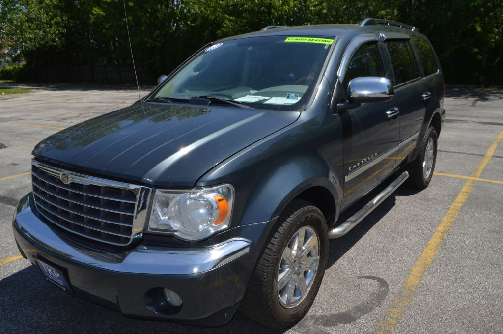 2009 CHRYSLER ASPEN for sale at TKP Auto Sales