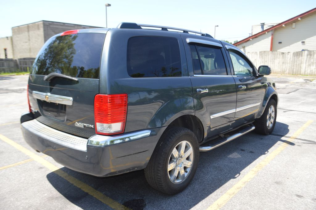 2009 CHRYSLER ASPEN LIMITED for sale at TKP Auto Sales