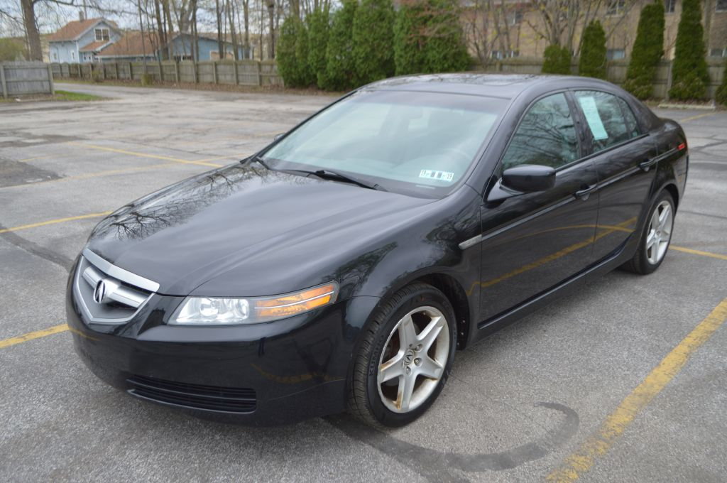 2004 ACURA TL for sale at TKP Auto Sales