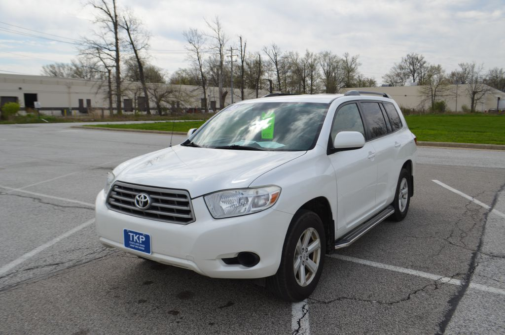 2010 TOYOTA HIGHLANDER for sale at TKP Auto Sales