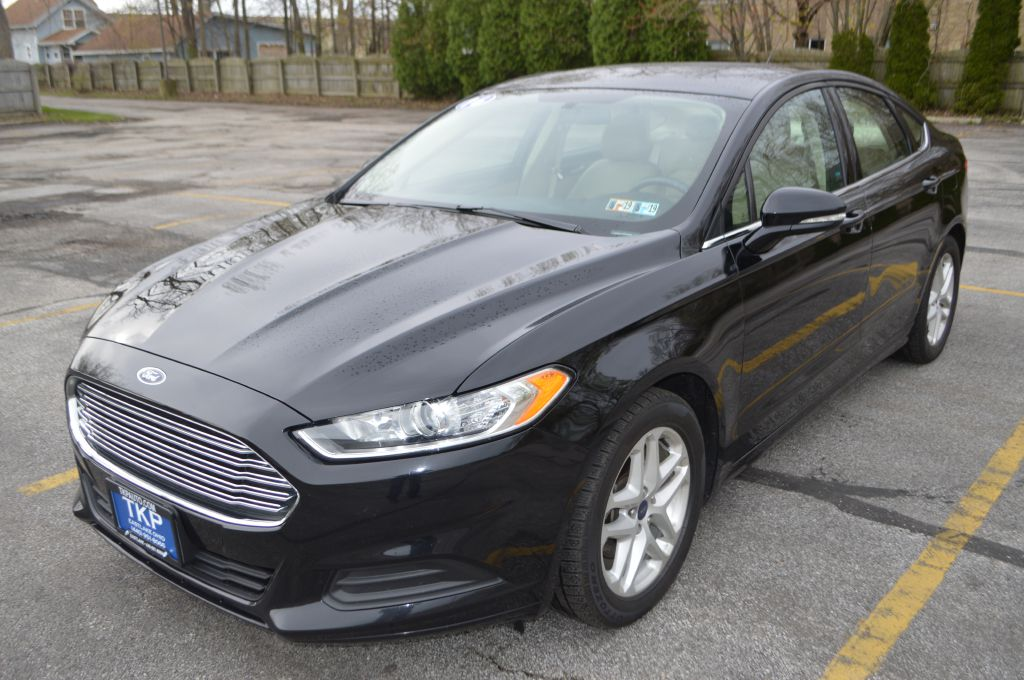 2016 FORD FUSION for sale at TKP Auto Sales