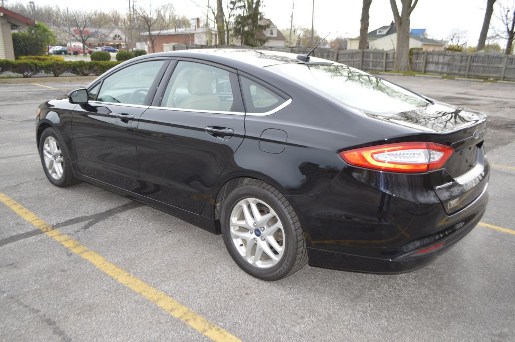 2016 FORD FUSION SE for sale at TKP Auto Sales