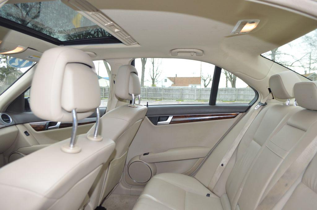 2012 MERCEDES-BENZ C-CLASS C300 4MATIC for sale at TKP Auto Sales