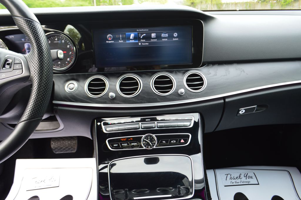 2017 MERCEDES-BENZ E-CLASS E300 4MATIC for sale at TKP Auto Sales